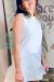 IMG_1944 Kleid Simpli ohne Arm White