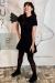 IMG_7159 Kleid SIMPLI Schwarz
