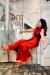 Kleid VAMIL red