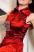 Kleid VAMIL red, Oberteil